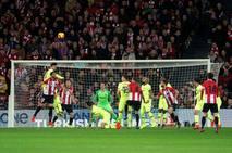 Las mejores imágenes del Athletic-Barcelona