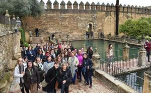 Excursión para celebrar el Día de la Mujer en Trujillo
