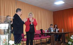 Medalla para Rosario Cordero por su labor por el mundo rural