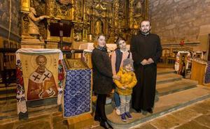 El Obispado de Plasencia cede las Ildefonsas a la comunidad rumana ortodoxa