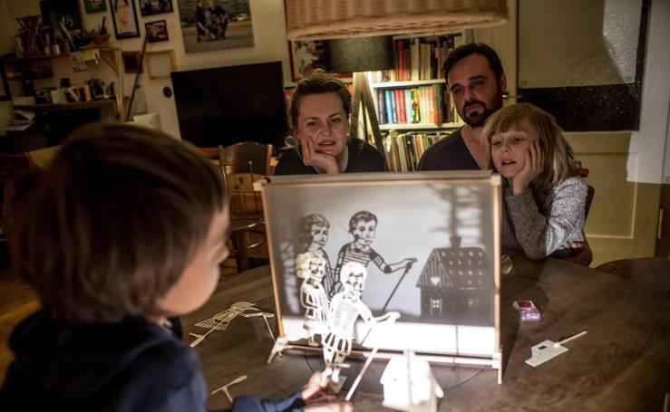 Los Kopecky, una familia vinculada al teatro de marionetas durante dos siglos