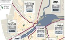 Valdepasillas es el centro de salud de Badajoz con más pacientes por médico
