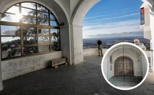 El Santuario tendrá lista su verja de seguridad para la bajada de la Virgen de la Montaña a Cáceres