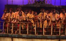 La comparsa gaditana 'Los Luceros' actuará en Mérida el martes de Carnaval