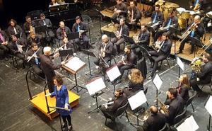 Conciertos didácticos de la Banda Municipal en el López de Ayala