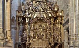 Conferencia sobre el retablo churrigueresco de la Catedral de Plasencia