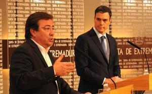 Pedro Sánchez clausurará la Conferencia Política del PSOE regional el domingo en Mérida