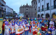 El carnaval infantil de Villanueva tendrá cuatro categorías a concurso