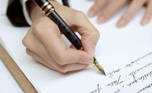 Vivir sin escribir no es vivir