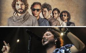Izal sustituye a Malú en el 'Stone & Music Festival' y Manuel Carrasco repite visita