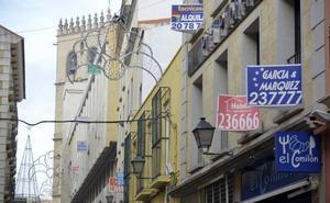 La compraventa de viviendas en Extremadura sube un 9,4% en 2018
