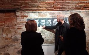 La muestra 'Broken Face', en La Jabonera de Villanueva