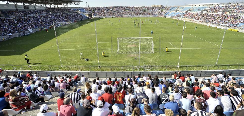 El doble gran desafío del Badajoz