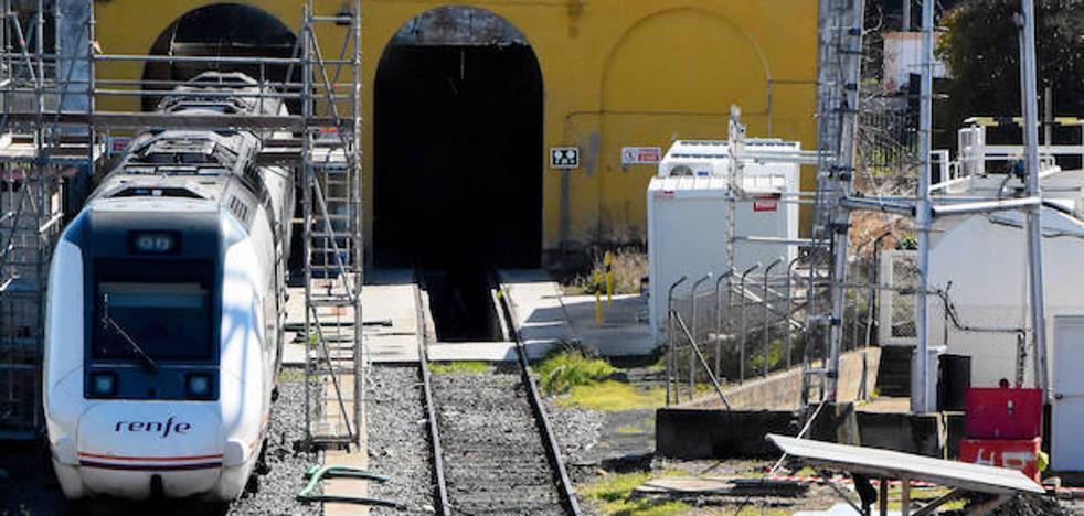 Renfe espera la licencia de obras para construir su nuevo taller en la estación de Badajoz