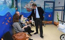 Extremadura estrenará una unidad de cuidados paliativos pediátricos en marzo