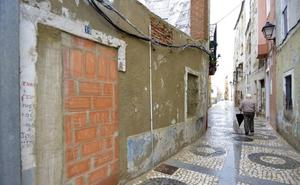 El Ayuntamiento de Badajoz apoya más de 900 actuaciones en casas del Casco Antiguo