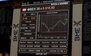 El Ibex-35 cierra plano en una sesión de avances en Europa