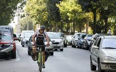 La ampliación del carril bici al centro de Cáceres acumula ya 4 meses sin adjudicarse
