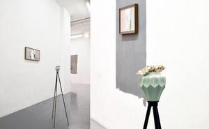 Los mundos de Susanne Themlitz viven en la galería Ángeles Baños