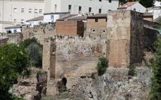 Salen a licitación las obras de la primera fase de restauración de la muralla de Cáceres