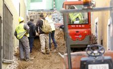 Alzapiernas retoma los trabajos tras el visto bueno arqueológico de la Junta