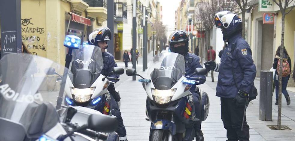 Bajan los robos y los hurtos pero suben los delitos sexuales y las estafas en Extremadura