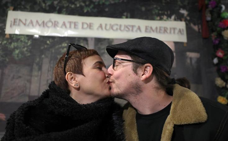 El Museo Romano celebra el Día de San Valentín