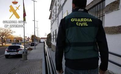 Detenido un vecino de Miajadas por simular un robo en una finca de su propiedad