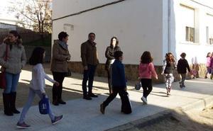Educación invertirá más de 66.500 euros en la mejora del colegio de Aldeanueva de la Vera