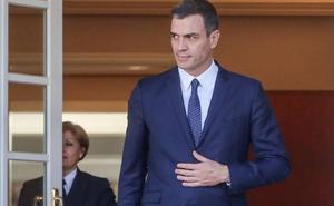 Pedro Sánchez reúne a su gabinete para fijar la fecha de las elecciones