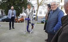 San Blas urge a Nevado la ampliación de aceras