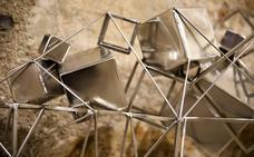 No_maps / sin planes. Esculturas de Alfonso Doncel
