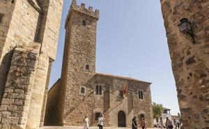 Nueva exposición en el Palacio de las Cigüeñas de Cáceres