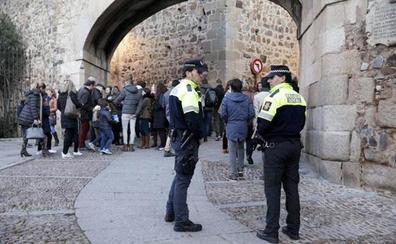 El Ayuntamiento de Cáceres convocará la próxima semana 25 plazas de agente de la Policía Local