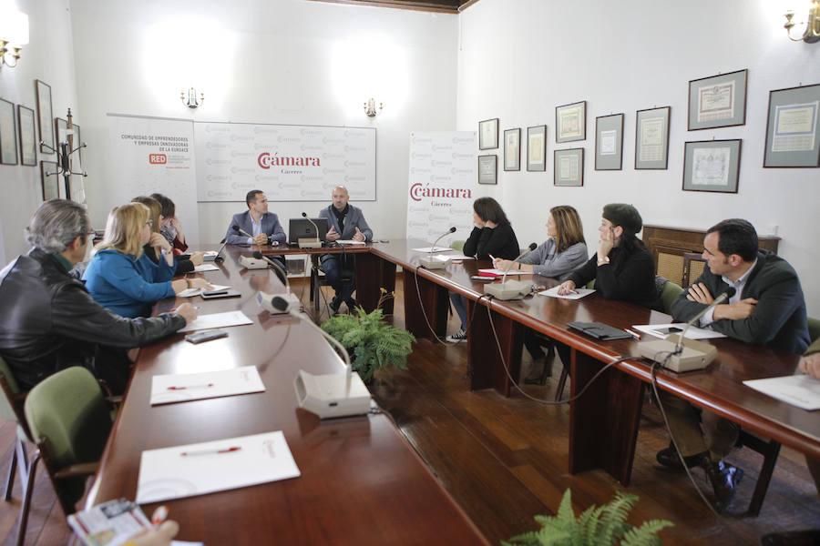 El empresario de éxito que quiso volver a Extremadura
