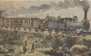 La Diputación muestra los inicios del tren en la provincia