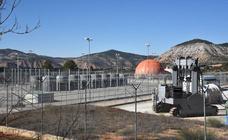 Así está la central nuclear José Cabrera, en Almonacid de Zorita
