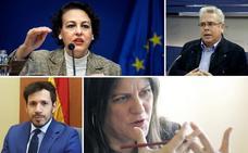 Los extremeños del Gobierno de Sánchez