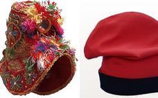 El sombrero de Montehermoso y la barretina