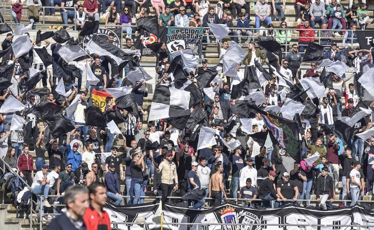 Las mejores imágenes del CD Badajoz-San Fernando