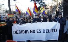 Torra: «España no puede gobernar contra Cataluña»
