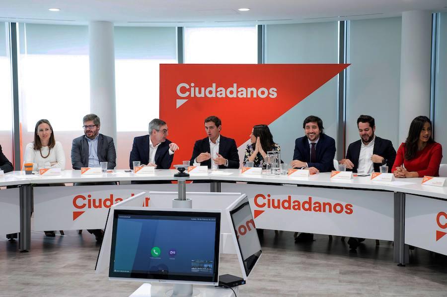 Ciudadanos cierra la puerta a negociar con Sánchez y el PSOE tras el 28-A