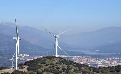 La Junta no tendrá que pagar un millón de euros a una empresa por no aprobar su parque eólico