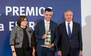 El periodista de Colpisa José María Camarero obtiene el premio Energía Eléctrica