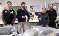 Investigadores de la Universidad de Extremadura consiguen enviar olores