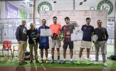 Celebrado el Open de Pádel Autociba a beneficio de la Asociación contra el Cáncer