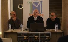 Enrique Moradiellos presentó este lunes en la sede del Consorcio de Mérida un libro sobre Franco