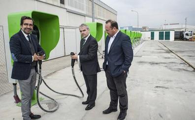 Los 15 nuevos autobuses eléctricos circularán por Badajoz en dos meses