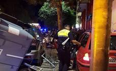 Condenan a una conductora ebria que a 120 km/h causó daños en Hernán Cortés de Cáceres