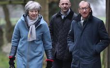 May vuelve a Bruselas con la misma nebulosa del 'brexit'
